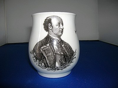 Worcester Marquis of Granby Mug