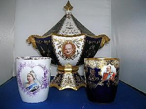Peter offers Commemorative Ceramics c.1880 - 2001
